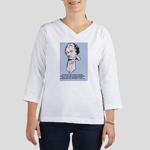thomas-paine-LG 3/4 Sleeve T-shirt