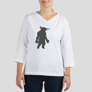 bull 3/4 Sleeve T-shirt