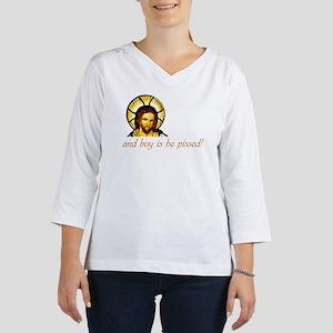 andboyishepissed 3/4 Sleeve T-shirt