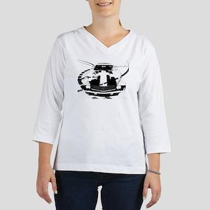 Camaro Style 3 3/4 Sleeve T-shirt