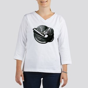 Harp Mics 3/4 Sleeve T-shirt