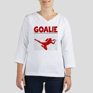 GOALIE 3/4 Sleeve T-shirt