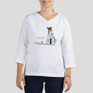 Fox Terrier Walk T-Shirt