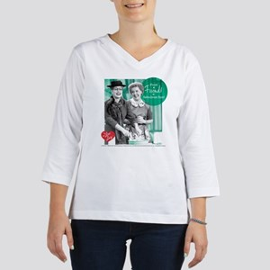 I Love Lucy Fabulous Fun 3/4 Sleeve T-shirt