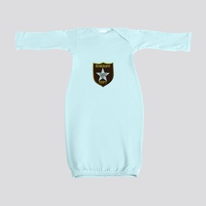 Atlantic County Sheriff Baby Gown