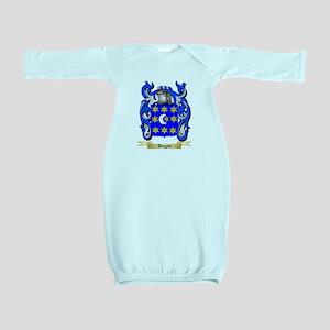 Dugan Baby Gown