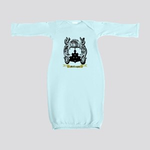 McTeague Baby Gown