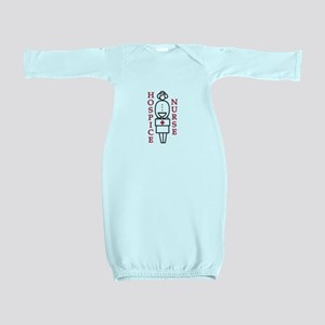 Hospice Nurse Baby Gown