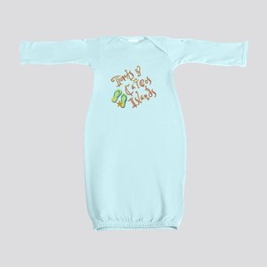 Turks and Caicos - Baby Gown