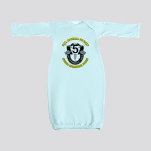 5th Special Forces - DUI Baby Gown