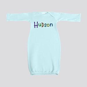 Hudson Play Clay Baby Gown