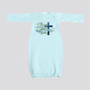 Who was and is and is to come Baby Gown