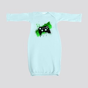 Graffiti Box Pad Baby Gown