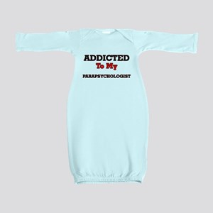 Addicted to my Parapsychologist Baby Gown