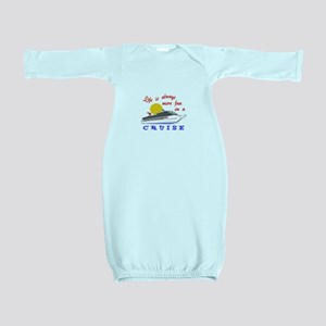 More Fun On A Crusie Baby Gown