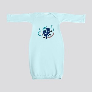 Live For Theater Baby Gown