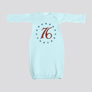 Spirit of 1776 Baby Gown