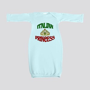 Italian Princess Baby Gown