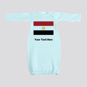 Egyptian Flag Baby Gown