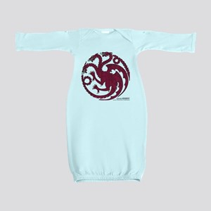Game of Thrones House Targaryen Baby Gown