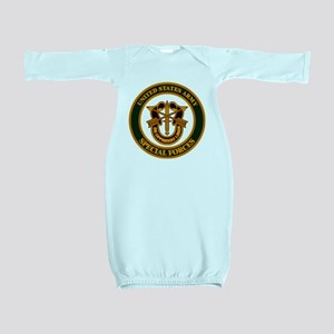 U.S. ARMY SPECIAL FORCES Baby Gown