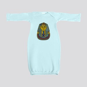King Tut Mask #2 Baby Gown