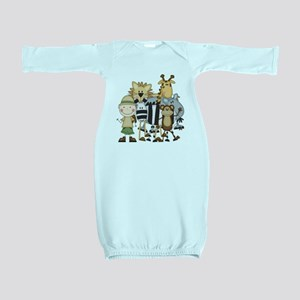 SAFARIBOY Baby Gown