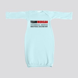 Team Morgan Baby Gown