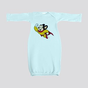 Mighty Mouse 14 Baby Gown