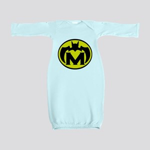 Super M Logo Costume 04 Baby Gown