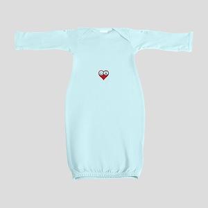 HAPEALO Baby Gown