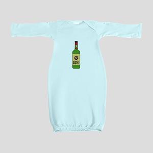 Irish Whiskey Baby Gown