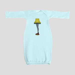 leg lamp Baby Gown