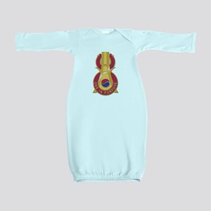 DUI - 23rd Support Group Baby Gown