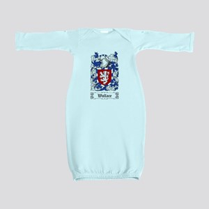 Wallace I Baby Gown