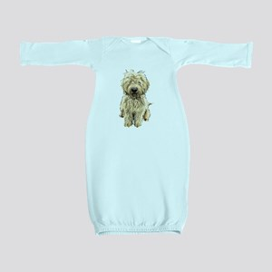 Goldendoodle Baby Gown