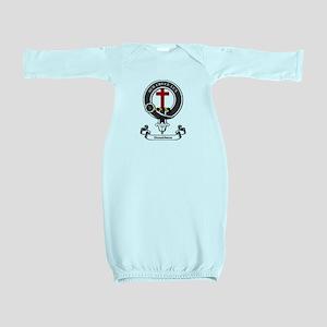 Badge-Donaldson [Aberdeen] Baby Gown