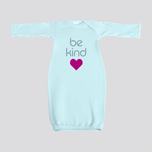 Be Kind Baby Gown