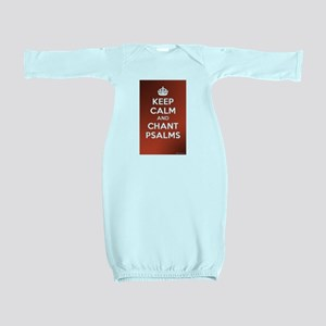 KEEP CALM - JESUS PRAYER Baby Gown