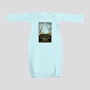 Baltimore and Ohio Railroad Baby Gown