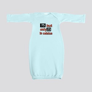 75 year old designs Baby Gown