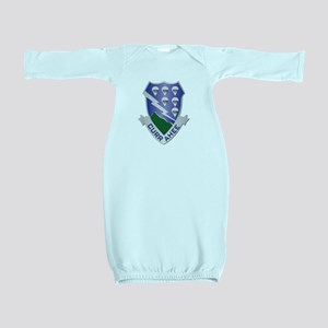 DUI - 2nd Bn - 506th Infantry Regiment Baby Gown
