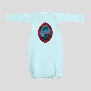 Guam Baby Gown