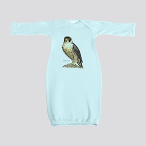 Peregrine Falcon Bird Baby Gown