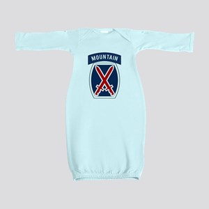 10th Mountain Baby Gown