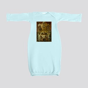 Allegory of the Eucharist Baby Gown