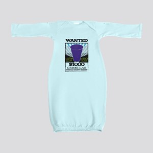Wanted Baby Gown