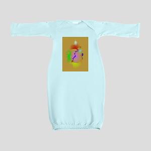 Sochi Baby Gown
