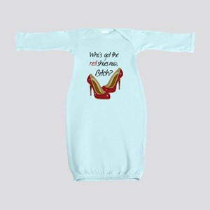 Wizard of OZ Who'sGot the Red Shoes Now Baby Gown