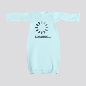 Loading bar internet Baby Gown